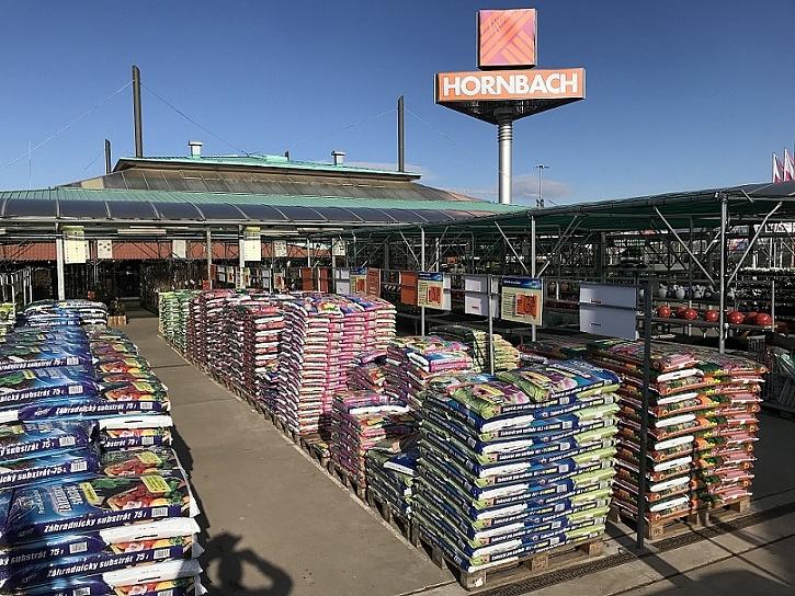 Hornbach znovu otevírá prodejny pro všechny zákazníky (Zdroj: Hornbach)