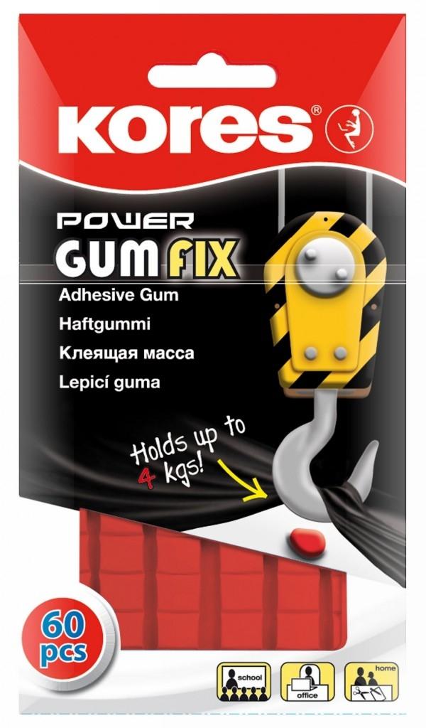 Extra silná lepicí guma Power Gumfix