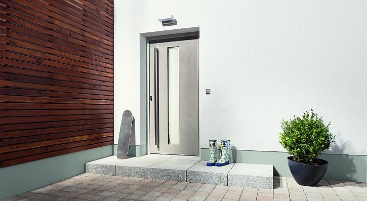 Jak vybrat správné vchodové dveře (Zdroj: Hornbach)
