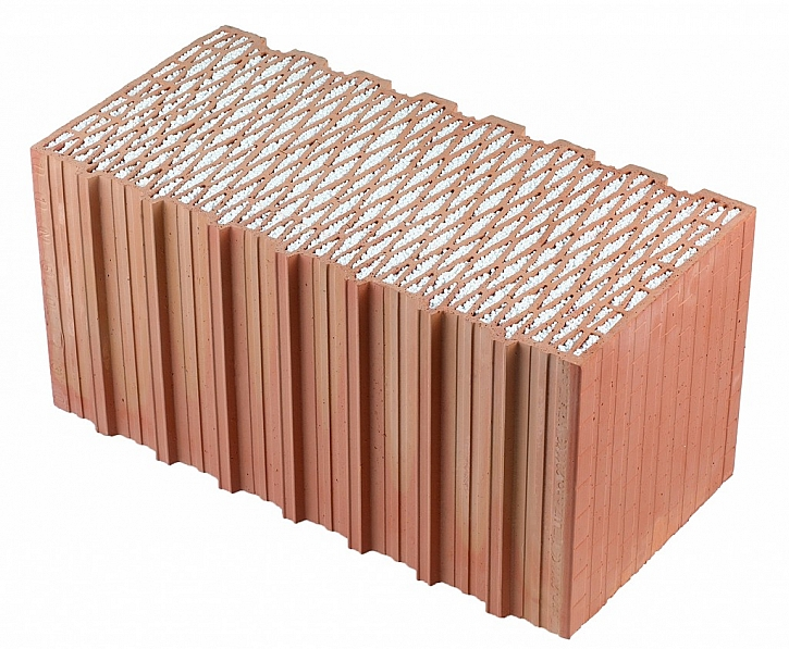 Jednovrstvá stavební konstrukce z cihel HELUZ odstraňuje rizika při zateplování