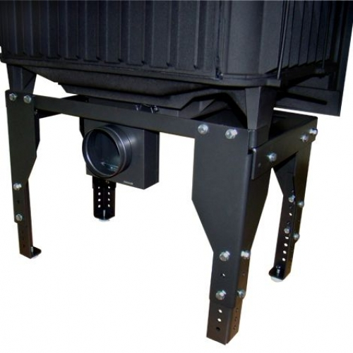 Krbová vložka UNIFLAM 700 ECO s klapkou a externím přívodem vzduchu 907-675-DP