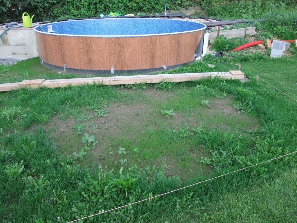 Rychlá oprava poškozeného trávníku