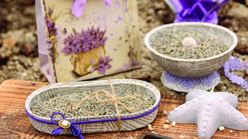 Krabičky na levandulové květy: Poznejte kouzlo bylinky, které se žádná jiná na světě nevyrovná…