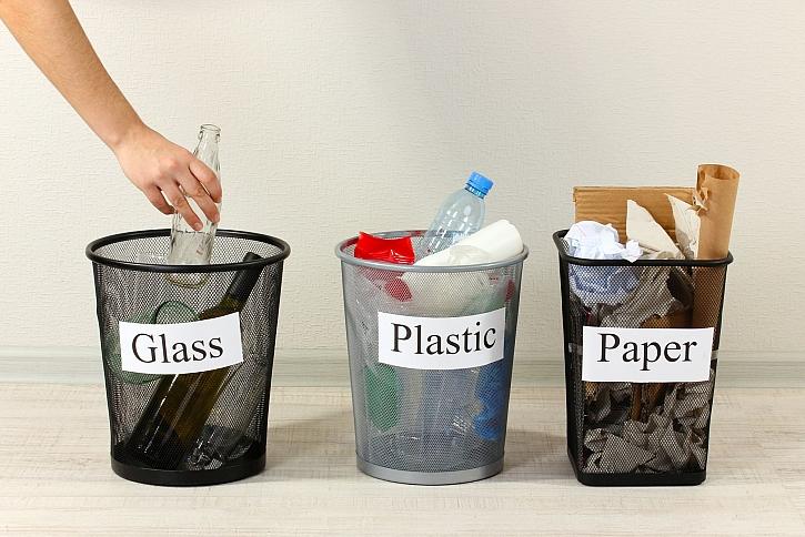 Víte, jak můžete doma smysluplně recyklovat? (Zdroj: Depositphotos)