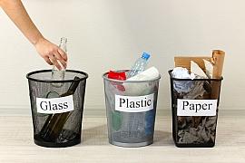 Jak třídit a recyklovat odpady z domácnosti