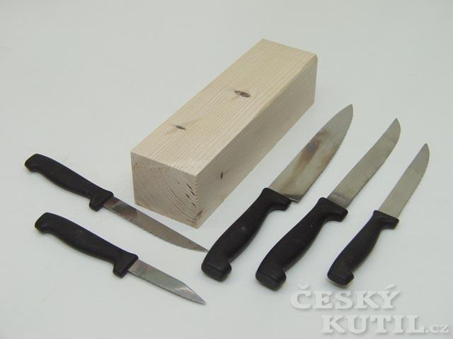 Stojánek na nože
