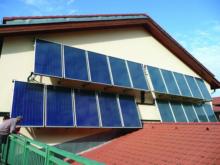 Co to jsou solární systémy?
