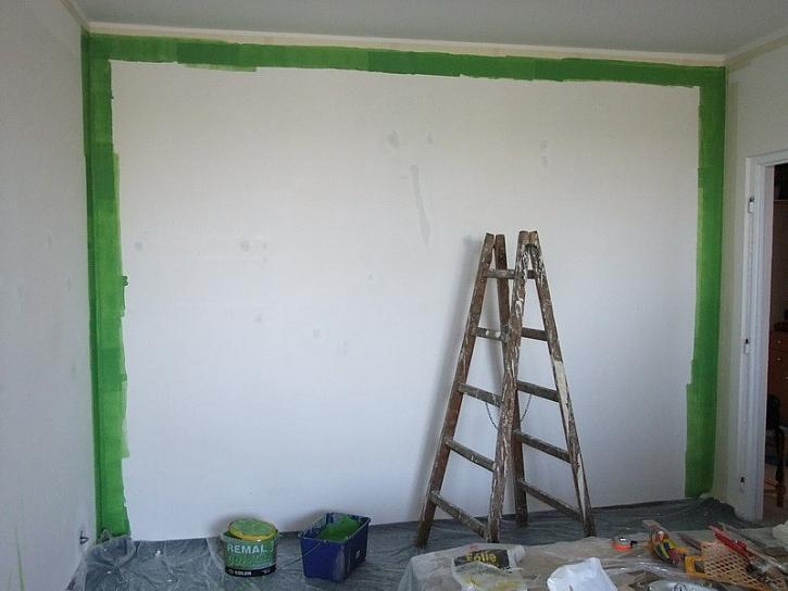 Sama sobě architektem i malířem