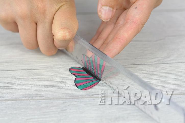 Motýl z plastové láhve aneb Co se dá vyrobit z petky 3