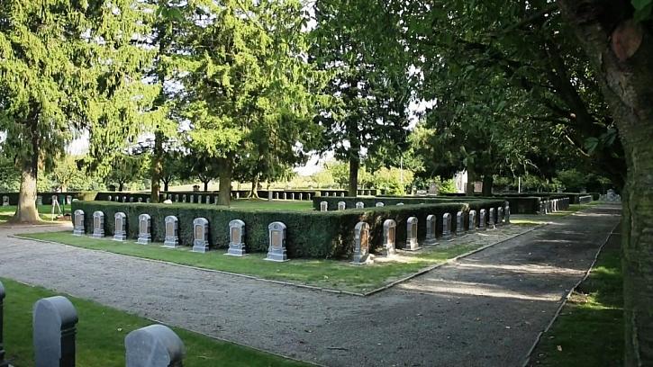 Praxe v Belgii