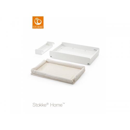 Stokke Přebalovací pult Home™, White