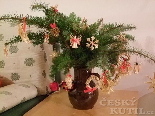 Ozvěny Vánoc - dekorace od čtenářů 2