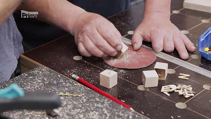 Výroba kostiček