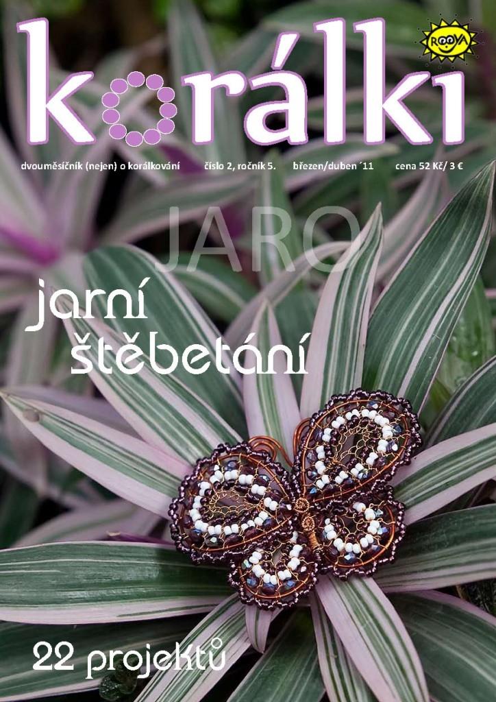 Časopis Korálki 2/2011