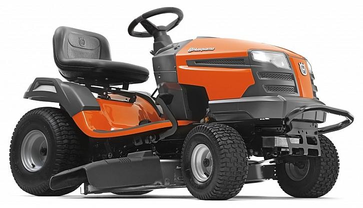 Traktory se hodí zejména na rozsáhlé plochy