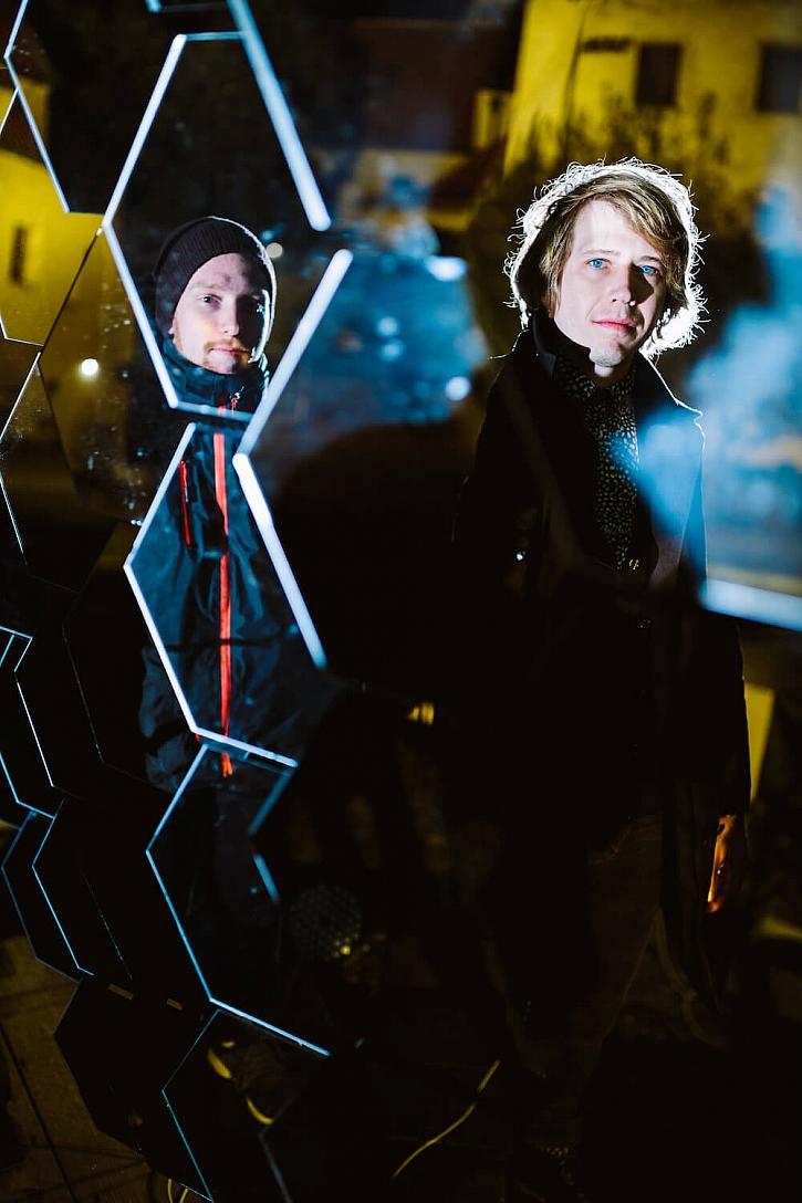 2019_Signal Calling_foto Tomas Slavik Reflexe_autori Adam Cigler a Petr Vacek_Klaster sv. Anezky Ceske