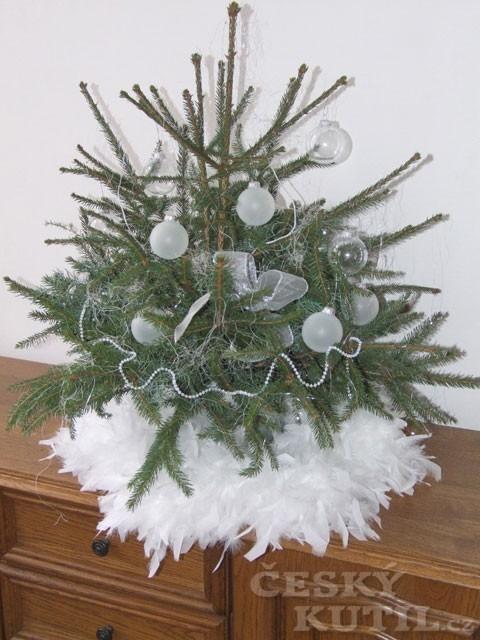 Ledová výzdoba aneb Stromky jako od Mrazíka