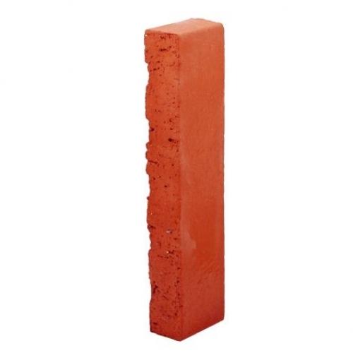 Okrasná cihlička plochá 22x3x5cm - červená