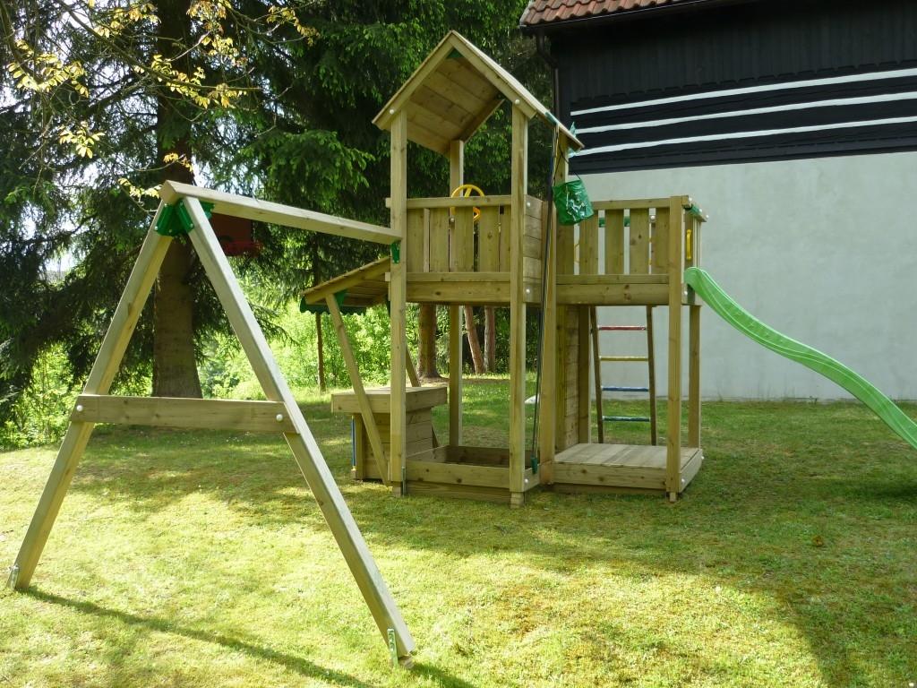Dětská hřiště - spousta radosti a zábavy na jednom místě