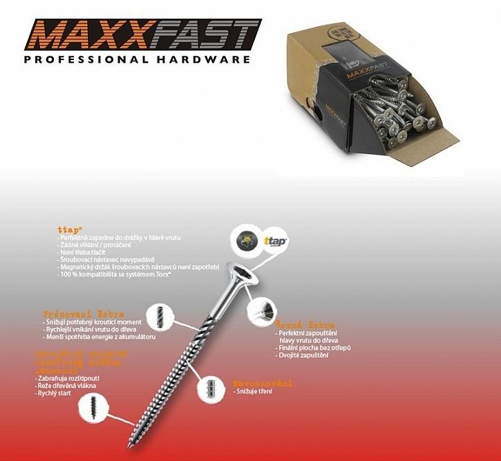 MaxxFast vruty