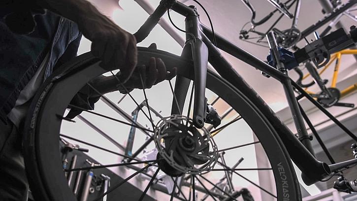 Michal osazuje kolo