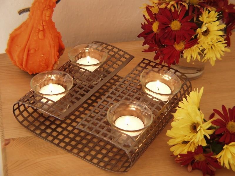 Ohříváček na čaj nebo stojánek na svíčky