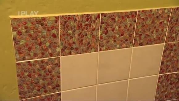 Samolepicí fólie do koupelny