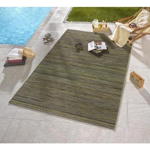 Bougari - Hanse Home koberce Venkovní kusový koberec Lotus Grün Meliert - 200x290 cm Zelená