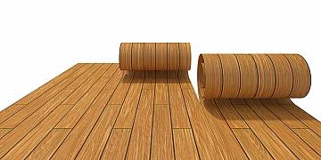 Lino i PVC najdou své místo v každé domácnosti