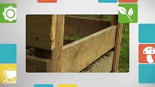 Receptář prima nápadů 2018 (12): Jak postavit kompostér