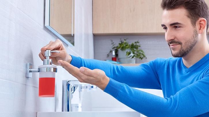 Bezpečné připevňování koupelnových doplňků bez vrtání