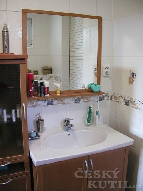 Rekonstrukce koupelen 3. díl – Obklady, doplňky