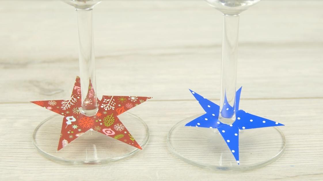 Hvězdné rozlišovače na skleničky: Hlídejte si, co pijete!