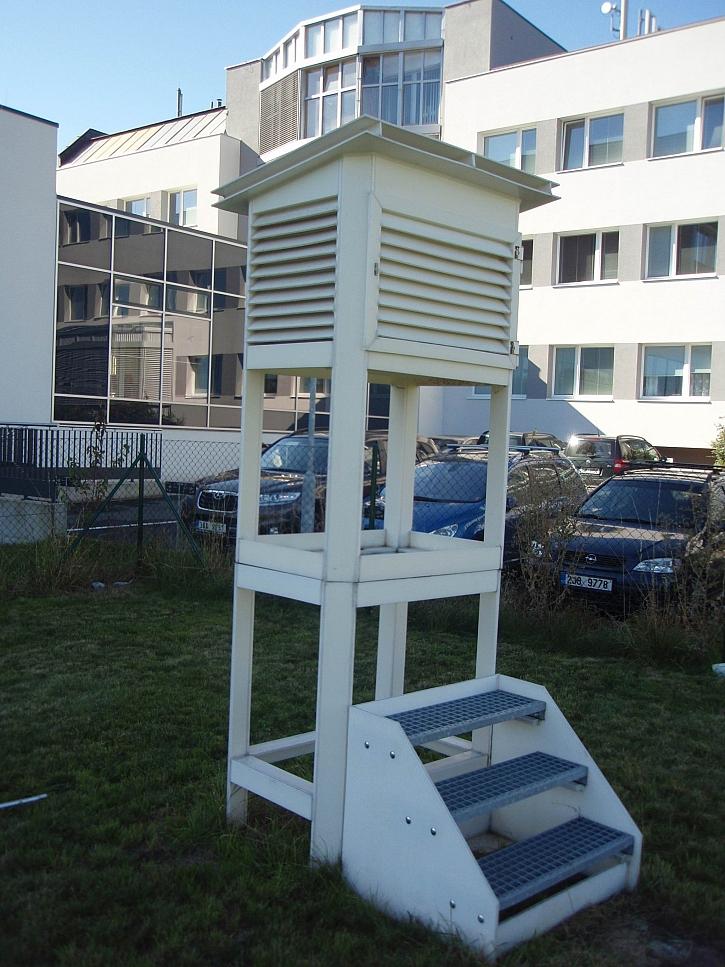 Velká meteorologická stanice