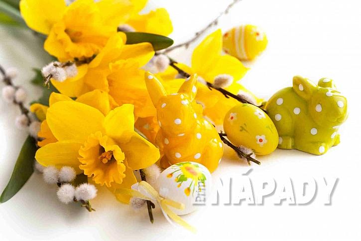 Velikonoční pondělí, čas hodování (Zdroj: Depositphotos.com)