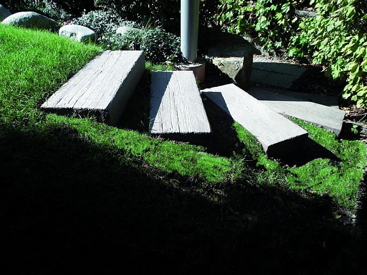 Schodišťové stupně PRESBETON do Vaší zahrady