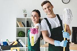 Domácí práce jako posilovna