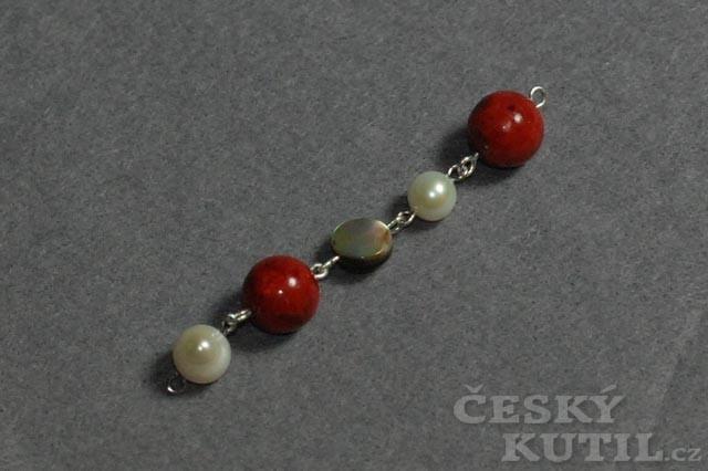 Valentýnské srdce - jak vyrobit náhrdelník s přívěskem