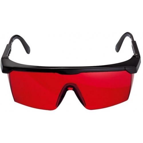 BOSCH brýle pro práci s laserem (červené)