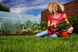 Je důležité v letních měsících zastínit skleník?
