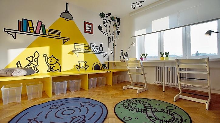 Víte, jak zvětšit dětský pokoj? Nechte se inspirovat (Zdroj: TV Prima)
