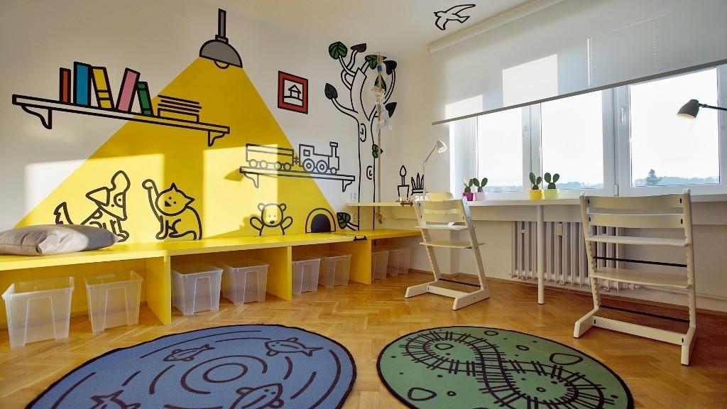 Víte, jak zvětšit dětský pokoj? Nechte se inspirovat