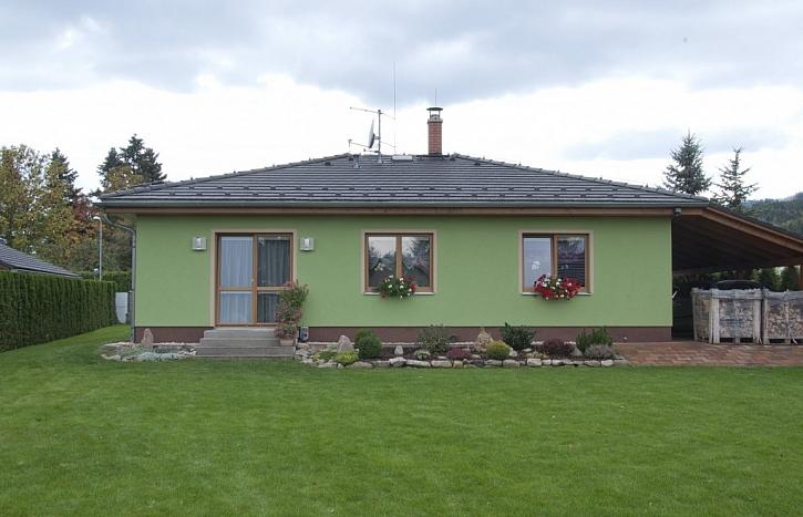 Rychle postavený dům za rozumné peníze