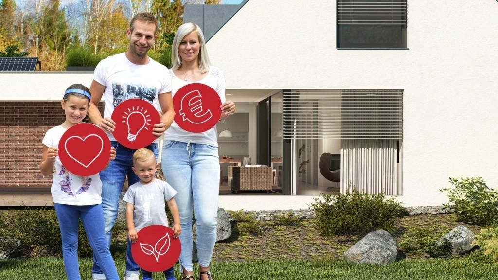 První dům z projektu e4 hledá svou rodinu!