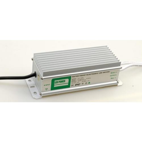 SAPHO LED driver 100W, 230/12V, vodotěsný