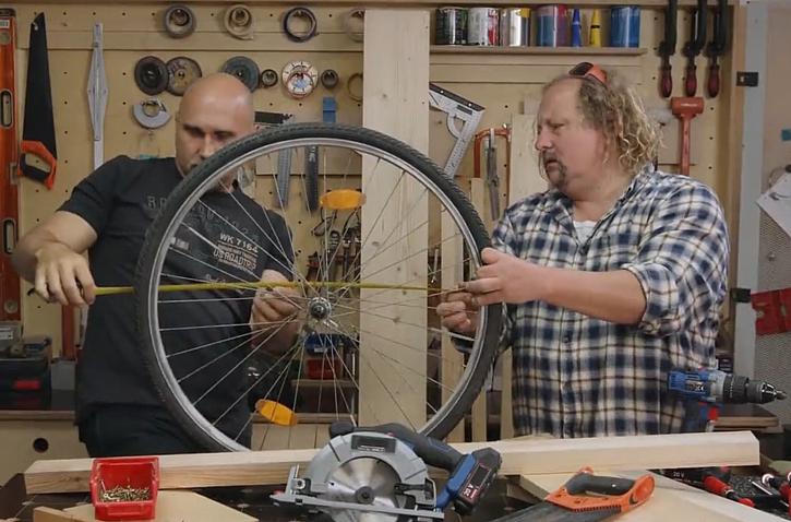 Měření kola