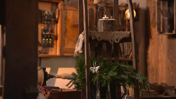Vyrobte si poličku ze starých sání (Zdroj: Archiv FTV Prima)