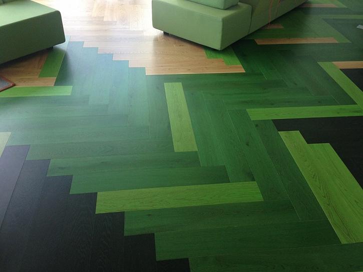 Podlaha, po které zatoužíte i vy