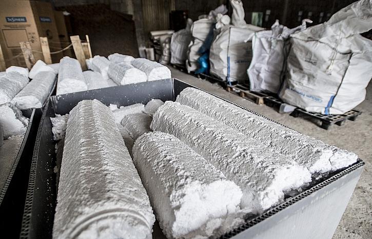 Pěnový polystyren je jedním z nejrozšířenějších obalových materiálů na trhu