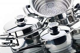Víte, co vám ničí vaše nerezové zařízení a nádobí a jak se tomu bránit?